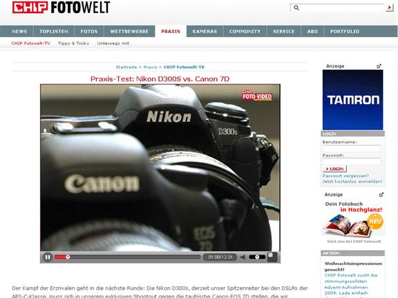 Chip Fotowelt TV